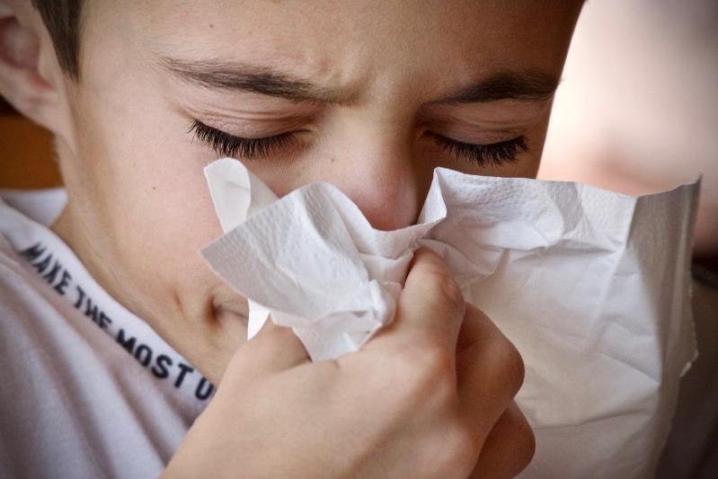 sintomi da raffreddore con naso chiuso