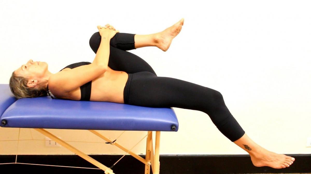 Esercizi di Stretching per allungamento del muscolo Ileo Psoas