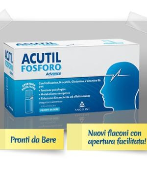 Acutil Fosforo Advance flaconi