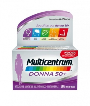immagine Multicentrum Donna 50+