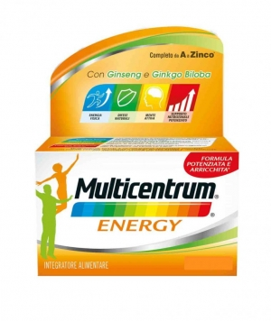 Multicentrum ENERGY compresse