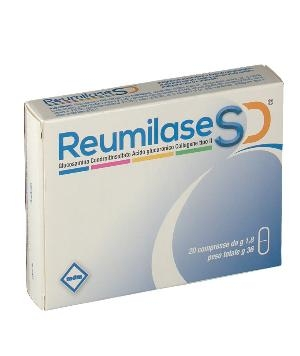Reumilase SD Compresse