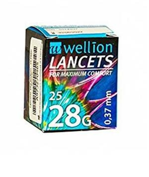 Wellion Lancette pungidito